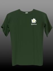 Tričko Edelweiss , barva černá, velikost S