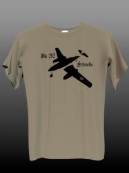 Tričko Messerschmitt ME 262
