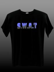 Tričko SWAT - takytrika.cz, barva černá, velikost S