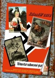 Kalendář 2019 plakáty Německo