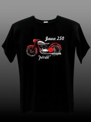 """Tričko Jawa 250 """"pérák"""", velikost S"""